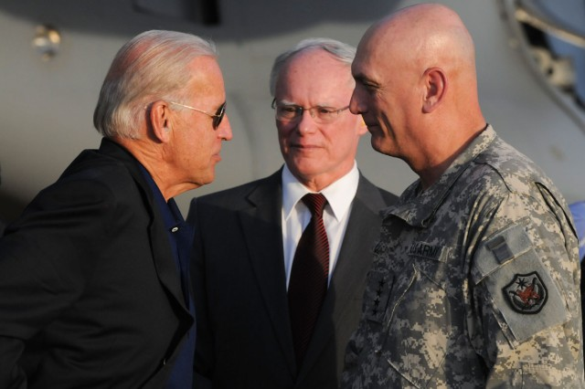 Biden visits Iraq to mark Operation New Dawn