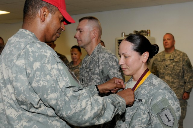 Transportation Soldiers receive top honors