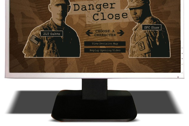"""Danger Close"" teaches Soldiers leadership lessons"