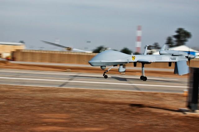 Army to weaponize UAS