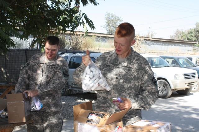 North Carolina communities support Fort Bragg brigade, bring joy to Soldiers