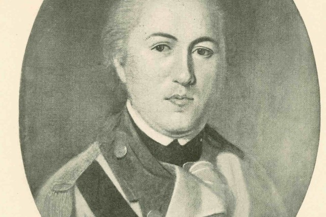 Lt. Col. Henry Lee commanded the legion that bore his name.  USAMHI