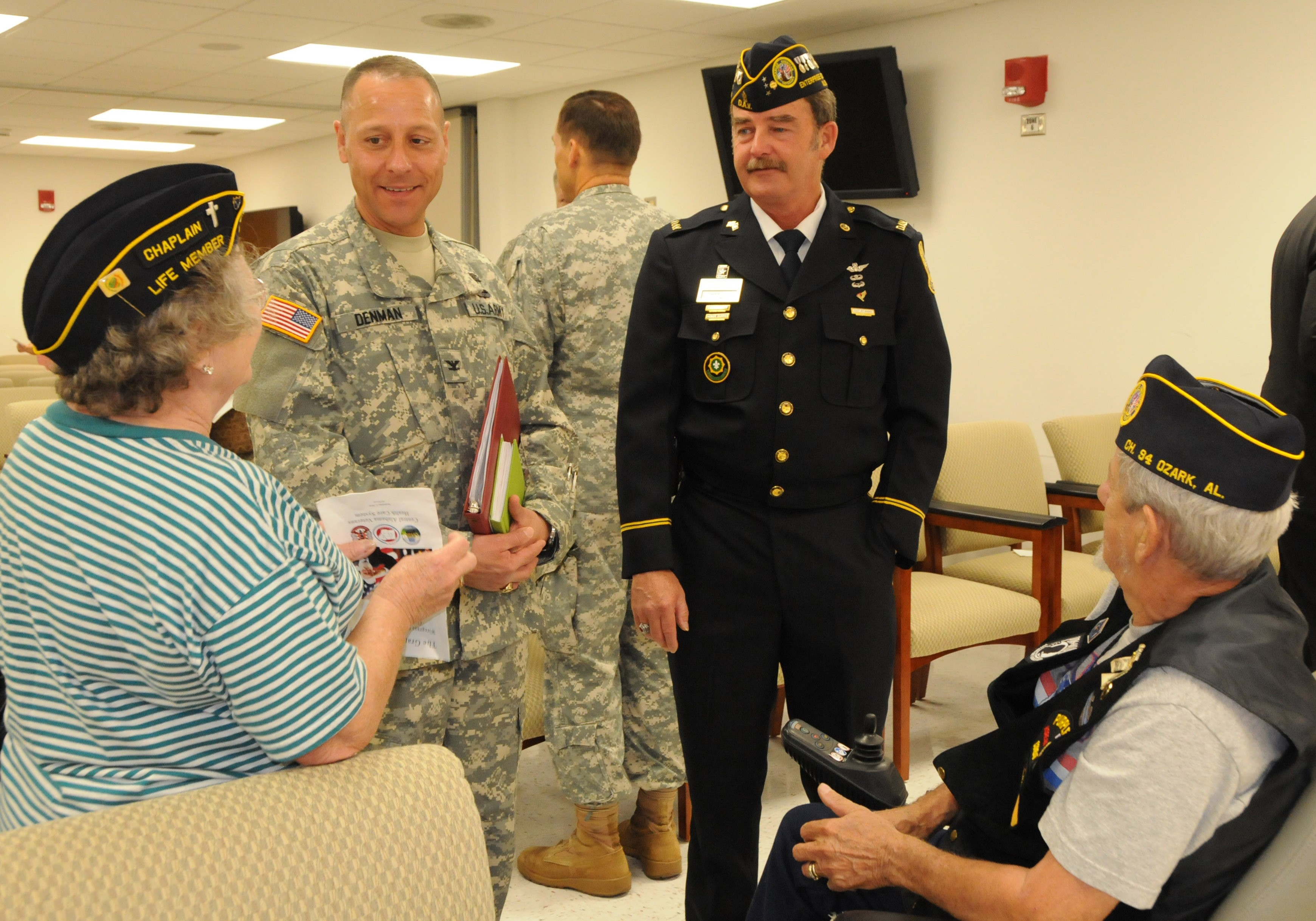 Full Service Va Clinic Opens On Fort Rucker Article The United