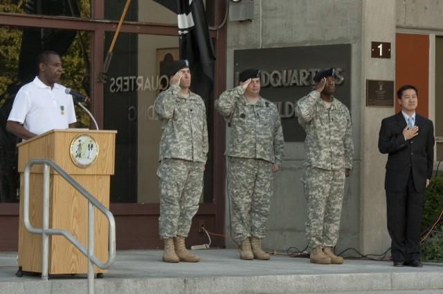 NSSC observes Patriot Day