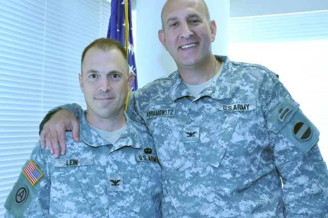 FORSCOM colonels save lives