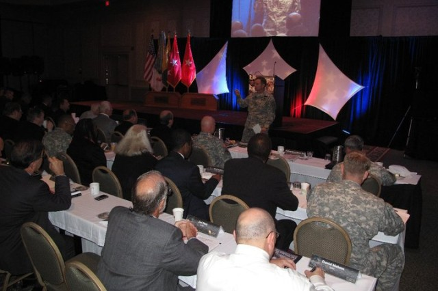 2010 Army Senior Safety Tactical Symposium