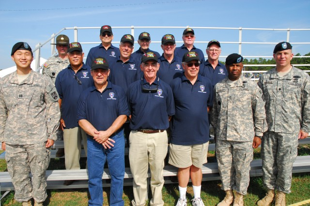 Generations of warriors: 1-61st veterans reunite, meet current counterparts