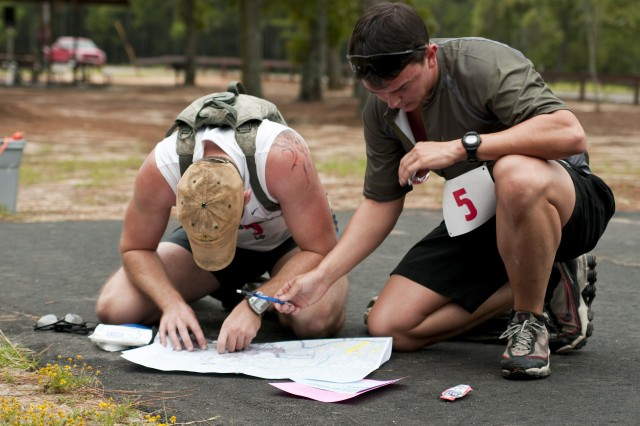 Fort Bragg participates in annual adventure race at Smith Lake