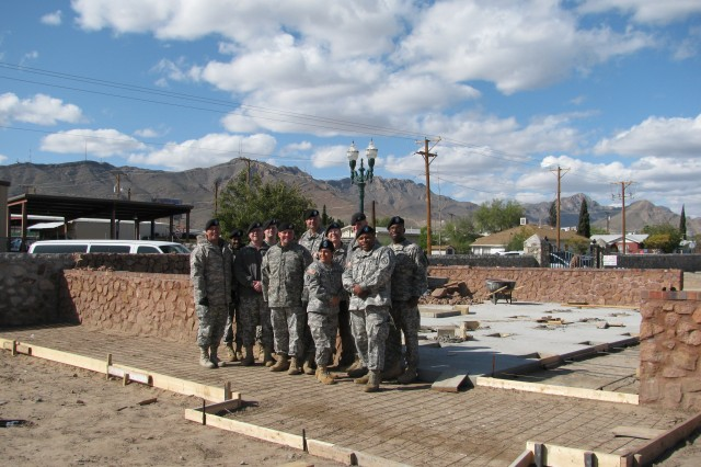 Fort Bliss Soldiers