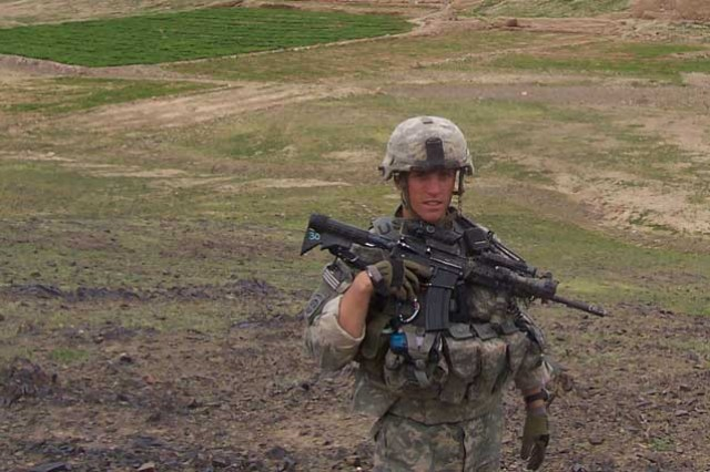 Michael Verton, process improvement specialist, served two tours in Southwest Asia before joining Team Tobyhanna.