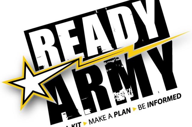 Ready Army Logo