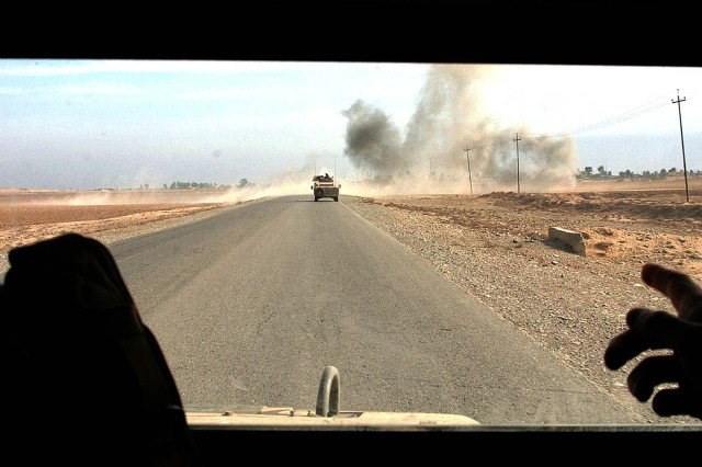 Warfighters sharpen IED awareness on JKnIFE