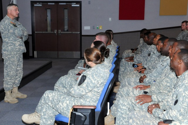 Branch senior NCO discusses Army Aviation future