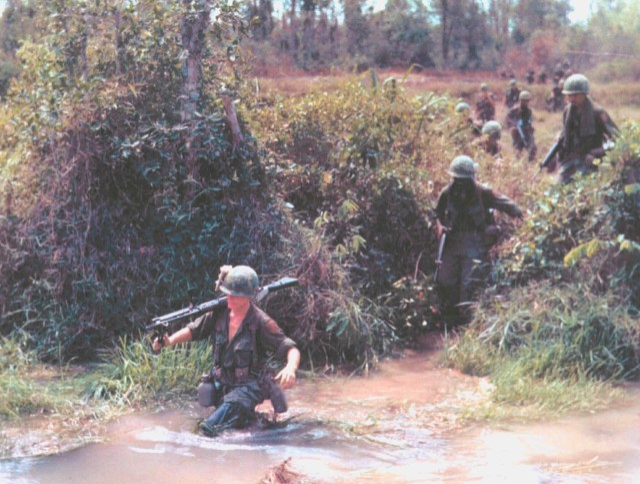 The War in Vietnam