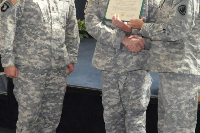 Best of the best -- Fort Rucker names Soldier, NCO of the year