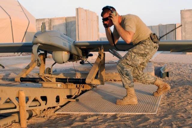Army Shadow earns DOD performance-based logistics award