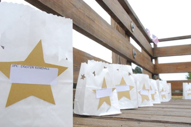 Gold Star families honor loved ones