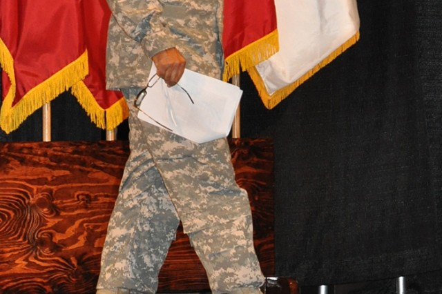USAACE commander addresses student training backlog at Infantry Warfighting Conference