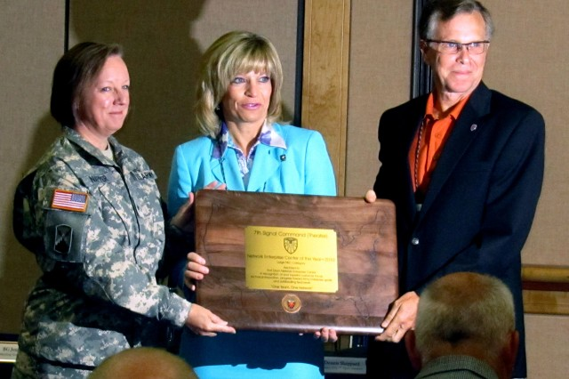 Fort Drum recognized for best NEC in 7th Signal Command