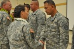 Samoa reservists honored for tsunami relief efforts