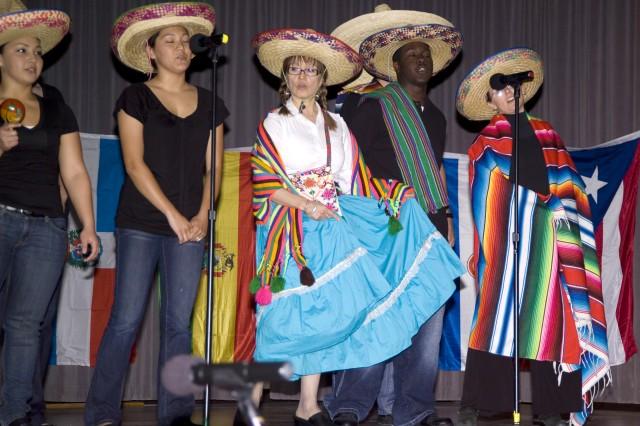 Presidio plans Oct. 12 Hispanic Heritage observance