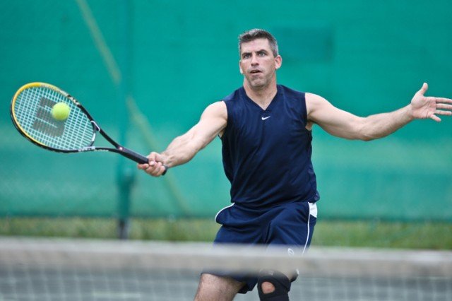 Maryanopolis, Marquette slam way to Warrior Country, 8th Army tennis titles