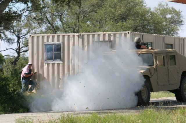Live-fire Exercise