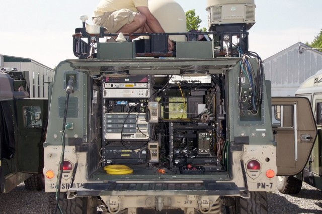 C4ISR & Network Modernization is a research and development program within RDECOM CERDEC, that evaluates the technical applications and maturity for emerging networking, sensors and C4ISR-enabling platforms on a year-round basis.