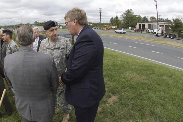 Maryland kicks off major BRAC road upgrades