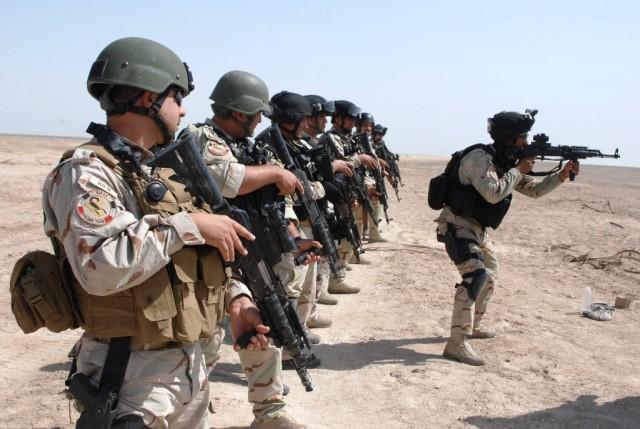 Basra SWAT 1