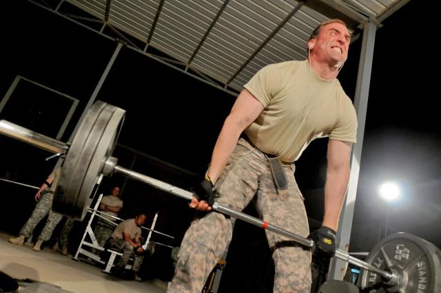 Sgt. 1st Class Rob Nicholson