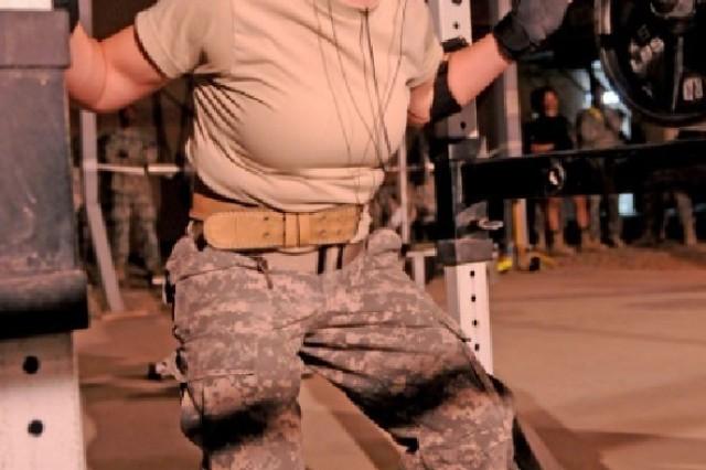 Staff Sgt. Tammy Patch