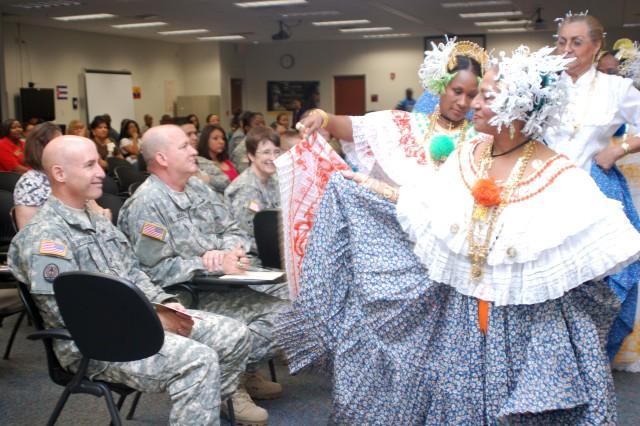 Darnall celebrates Hispanic Heritage Month