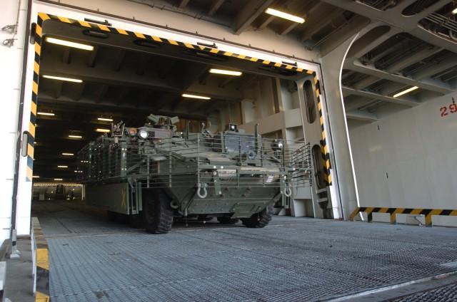 Stryker on ARC Endurance