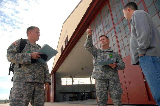 ILE students help Fort Leavenworth Garrison improve security