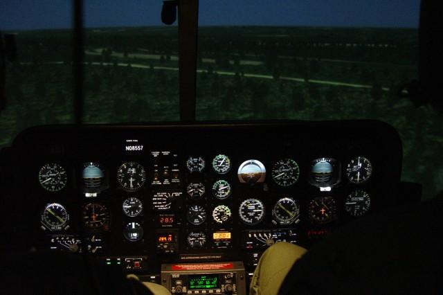Fort Rucker flight simulation passes 250,000 hours
