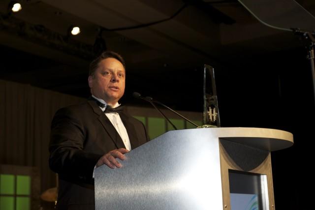 Army research director earns prestigious honor