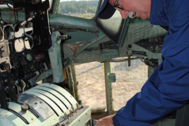 C-130 reunited with crew chief from Vietnam War