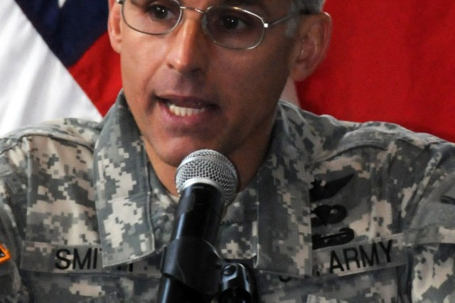 Col. Stanley O. Smith