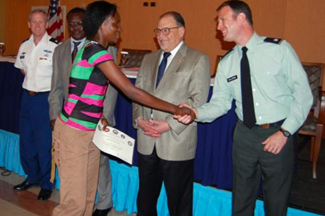 Army Africa supports legal education missions in Chad, Democratic Republic of Congo