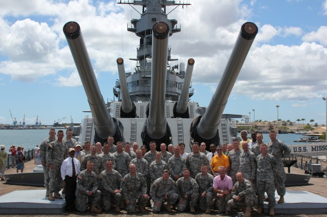 Battle Command Training Program wraps up Army exercise in Hawaii