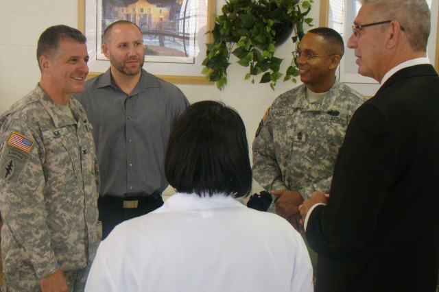 Army dining facility competetion heats up
