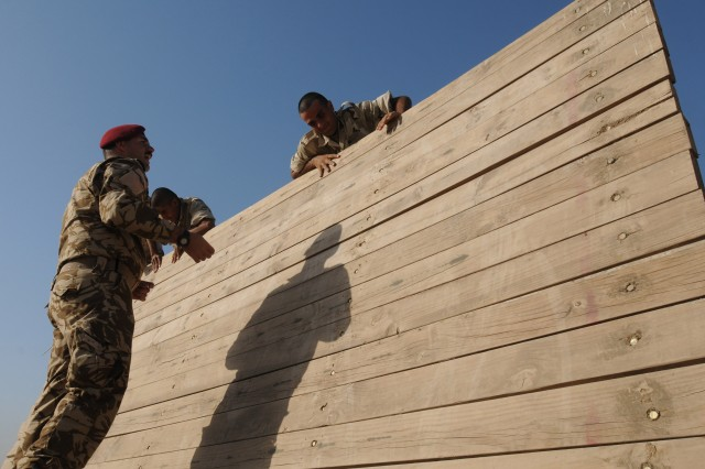 BCTC takes on influx of Iraqi Army recruits