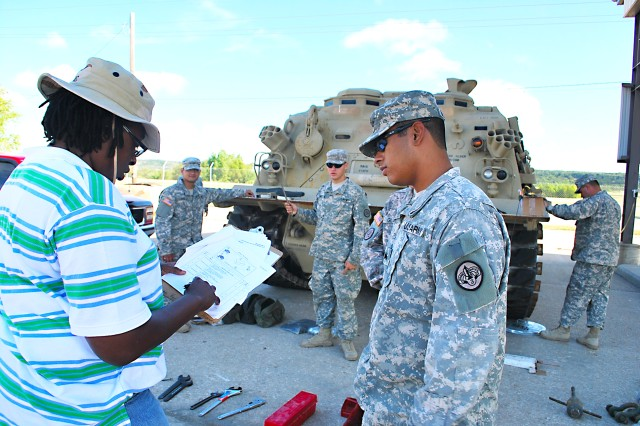 PDTE helps units train for deployment