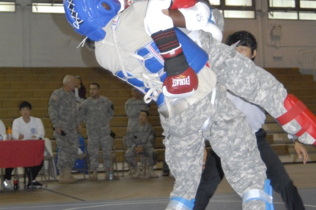 8th Army Taekwondo Competition