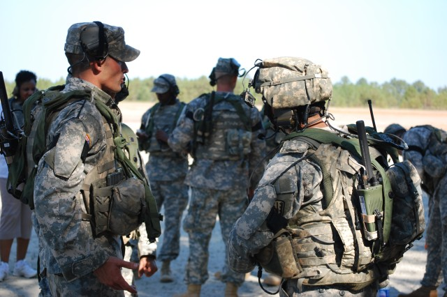 Army sees potential in adaptive battlefield network