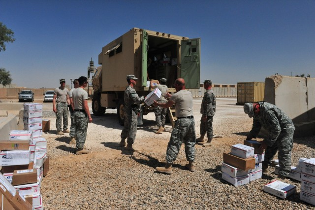 Army releases overseas holiday mailing guidelines