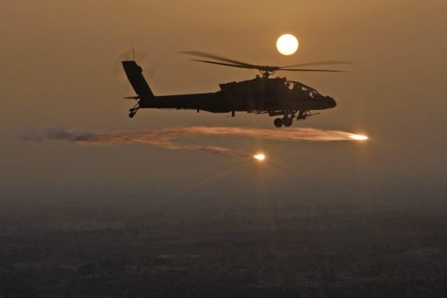 Apache in Iraq