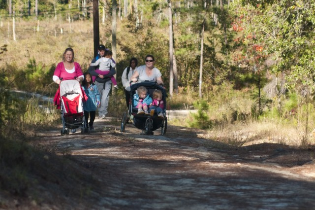 Fort Bragg FMWR holds third annual Volksmarch at Smith Lake