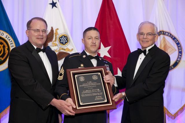 Master Sgt. Jason Pitts